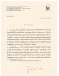 Referencje z Muzeum Uniwersytetu Warszawskiego