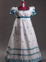 suknia empirowa 1823 (3 of 6)