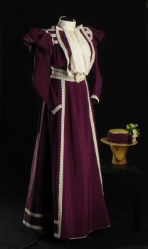 strój spacerowy z 1897 (8 of 11)