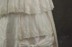 Suknia ślubna 1880r-3