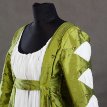 Suknia balowa ok. 1797-1800r.
